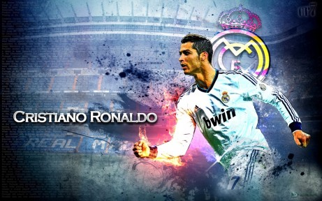 Cristiano Ronaldo Wallpaper Widescreen Wallpaper