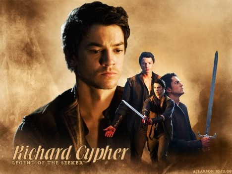 Richard Richard Cypher Cypher
