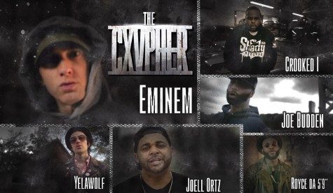 Shady Xv Cypher Cypher