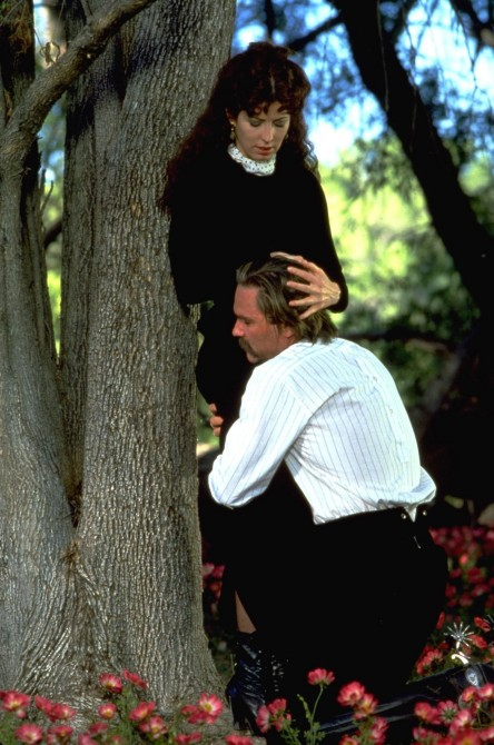 Still Of Kurt Russell And Dana Delany In Tombstone Movies