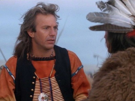 Dances With Wolves Kevin Costner Movie