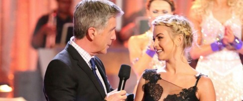 Abc Bergeron Hough Jef Dancing With The Stars