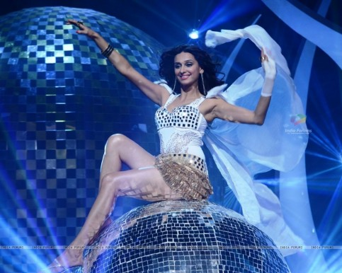 Shibani Dandekar At Jhalak Dikh Jaa Dancing With The Stars Dancing With The Stars