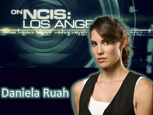 Daniela Ruah Of Ncis Wallpaper Daniela Ruah