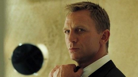 Casino Royale Daniel Craig James Bond Mads Mikkelsen Jeffrey Wright Judi Dench Eva Green Movie Review Spectre Spy Thriller Action Film Daniel Craig