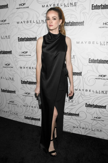 Danielle Panabaker At The Entertainment Weekly Celebration Of Sag Award Nominees In Los Angeles Danielle Panabaker