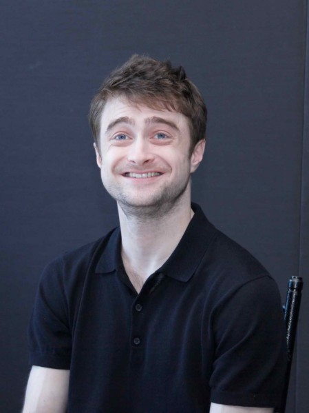 Daniel Radcliffe At The Movie Now You See Me Press Conference At The Mandarin Oriental Hotel In New York Daniel Radcliffe