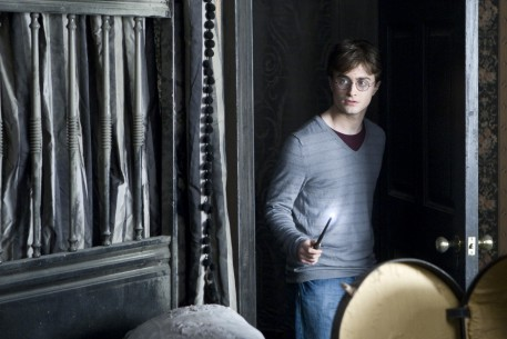 Harry Potter And The Deat Hallows Daniel Radcliffe Harry Potter