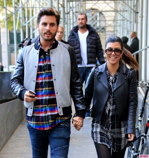 Kourtney Kardashian Scott Disick Kourtney Kardashian