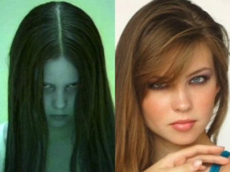 Hot Celebrity Daveigh Chase The Ring