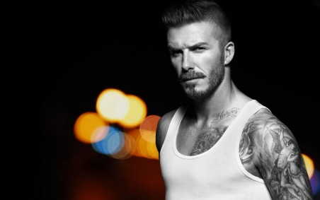 David Beckham Wallpapers Hd Tattoos