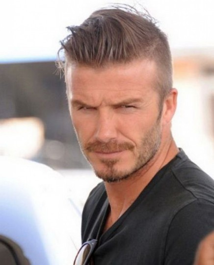New David Beckham Hairstyle Hairstyles Wallpaper