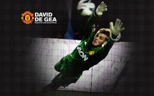 David De Gea Wallpaper Hd Wallpaper
