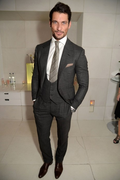David Gandy Vogue Mar Rex Suit