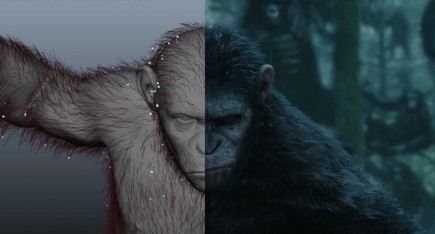 Dawnapes Weta Makingof Dawn Of The Planet Of The Apes
