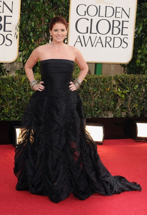 Ba Mcx Golden Globes Debra Messing
