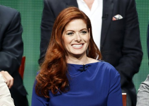 Debra Messing Nbc Universal Summer Tca Tour July Debra Messing