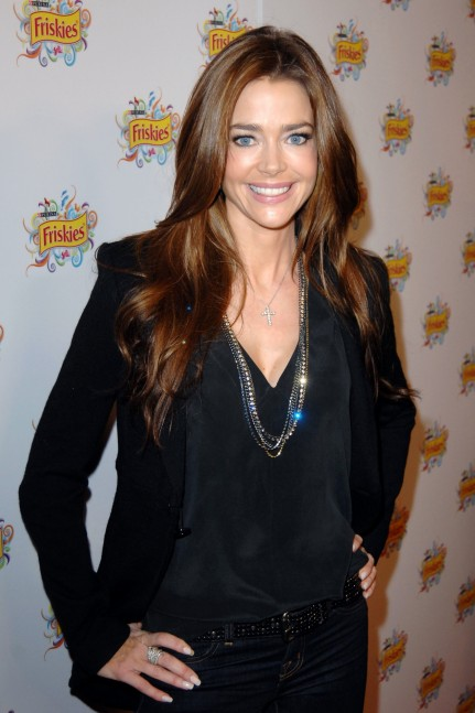 Friskies Denise Richards Denise Richards
