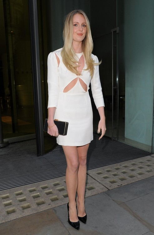Diana Vickers At One Direction Afterparty In London Diana Vickers