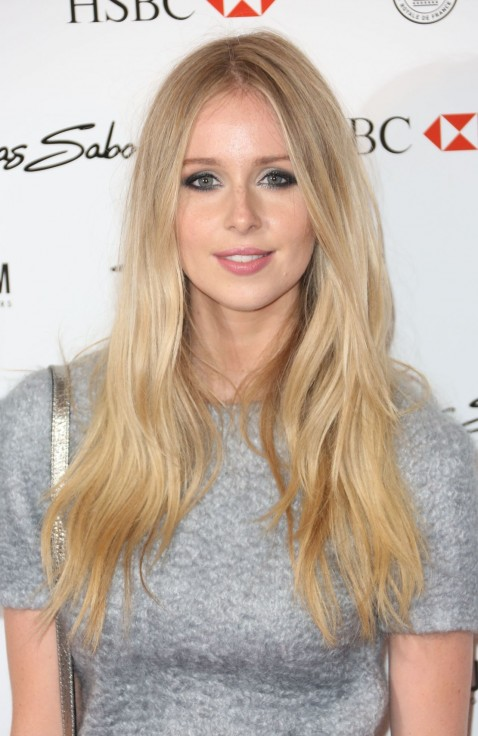 Diana Vickers Shows Off Endless Legs Marie Claire Th Anniversary In London September Diana Vickers