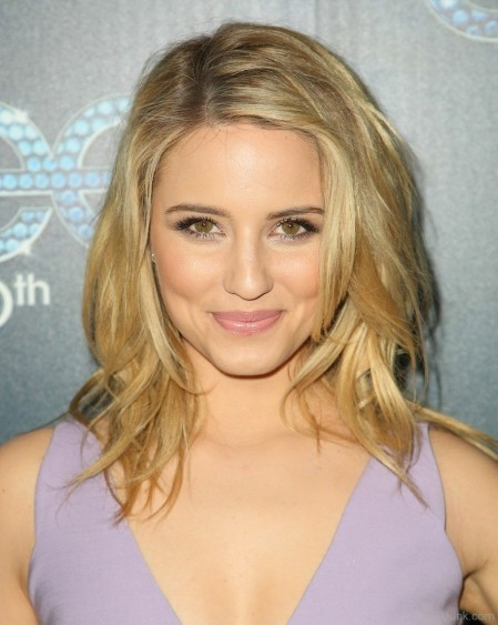 Dianna Agron Looking Gorgeous