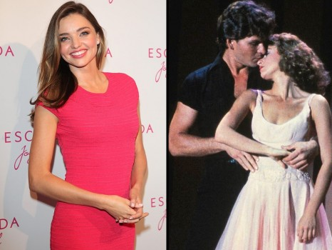 Miranda Kerr Dirty Dancing