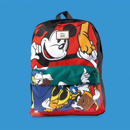 Vans Disney Mickey And Friends Backpack Front