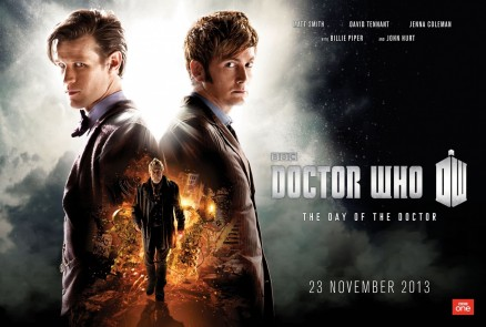 Doctor Who Th Anniversary The Day Of The Doctor Poster Doctor Who