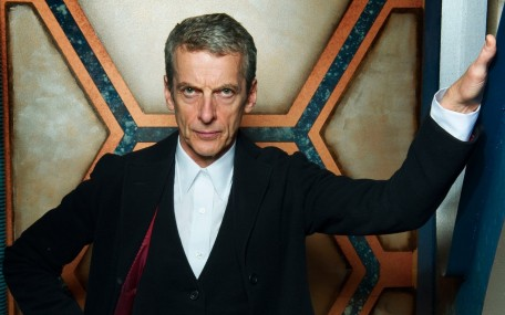 Doctor Who The Doctor Tardis Peter Capaldi Doctor Who