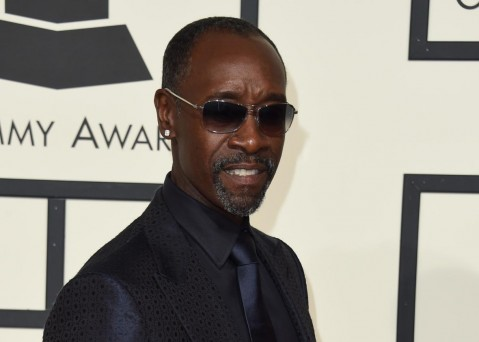 Actor Don Cheadle Arrives On The Red Carpet During Thecroppromo Xlarge Don Cheadle