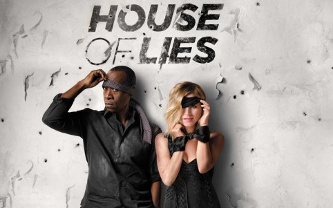 House Of Lies Wallpaper With Don Cheadle And Kristen Bell Don Cheadle