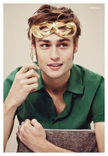 Douglas Booth Instyle Shoot Douglas Booth