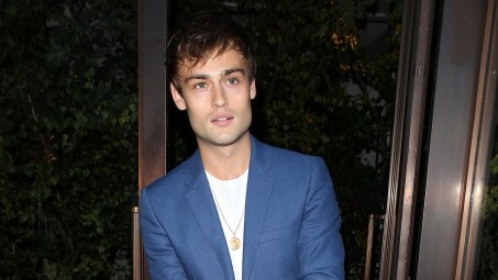Douglas Booth Style Douglas Booth