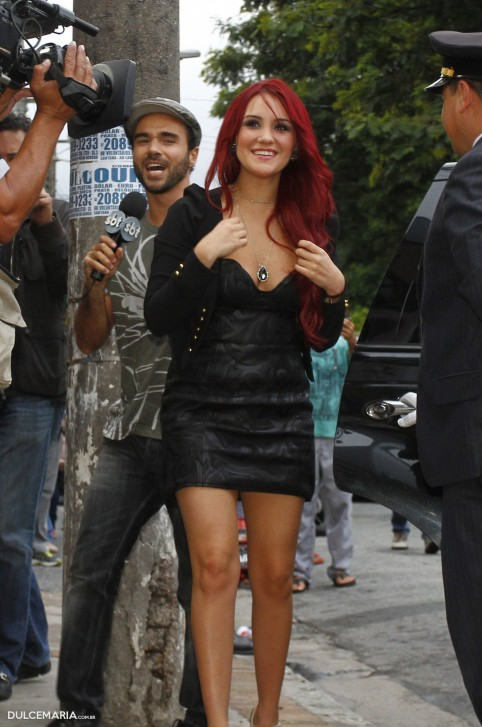 Dulce Maria Domingo Legal Maite Perroni