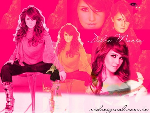 Dulce Maria Wallpaper Anahi And Dulcemaria And Maite Dulce Maria