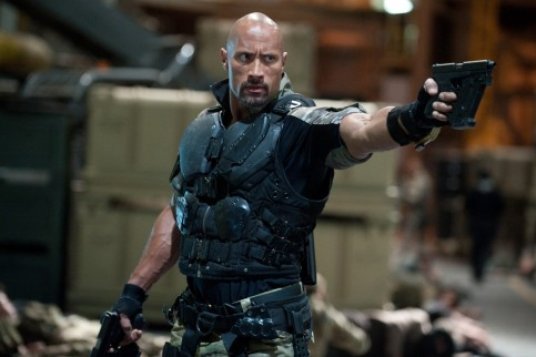 Dwayne Johnson Gi Joe Dwayne Johnson
