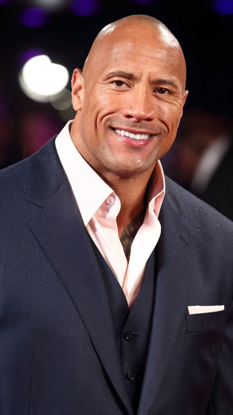 Rbk Hot Celeb Dads Dwayne Johnson Dwayne Johnson