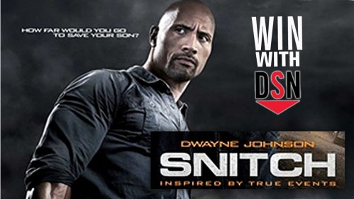 Snitch Banner Movies