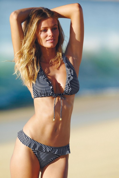 Edita Vilkeviciute Beach Shoot Hot Edita Vilkeviciute