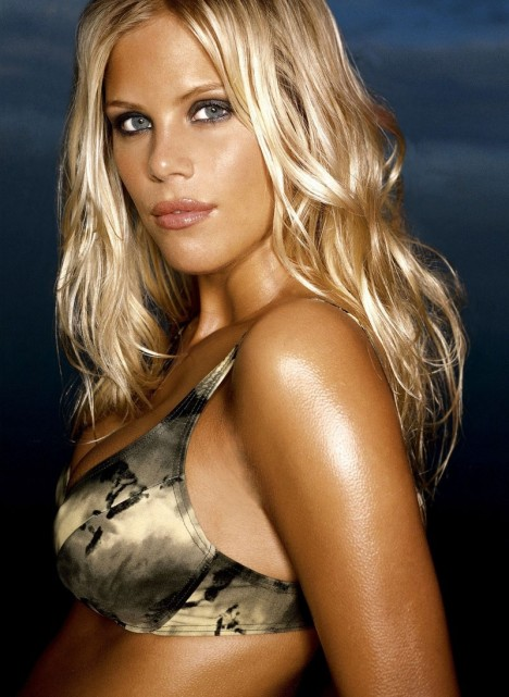 Big Elin Nordegren Tiger Woods