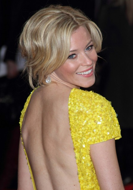 Elizabeth Banks Hg European Premiere Vettrinet Hunger Games