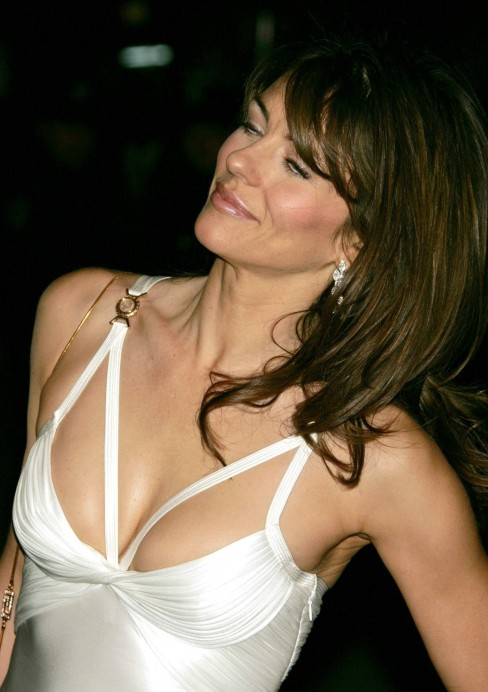 Elizabeth Hurley Dress