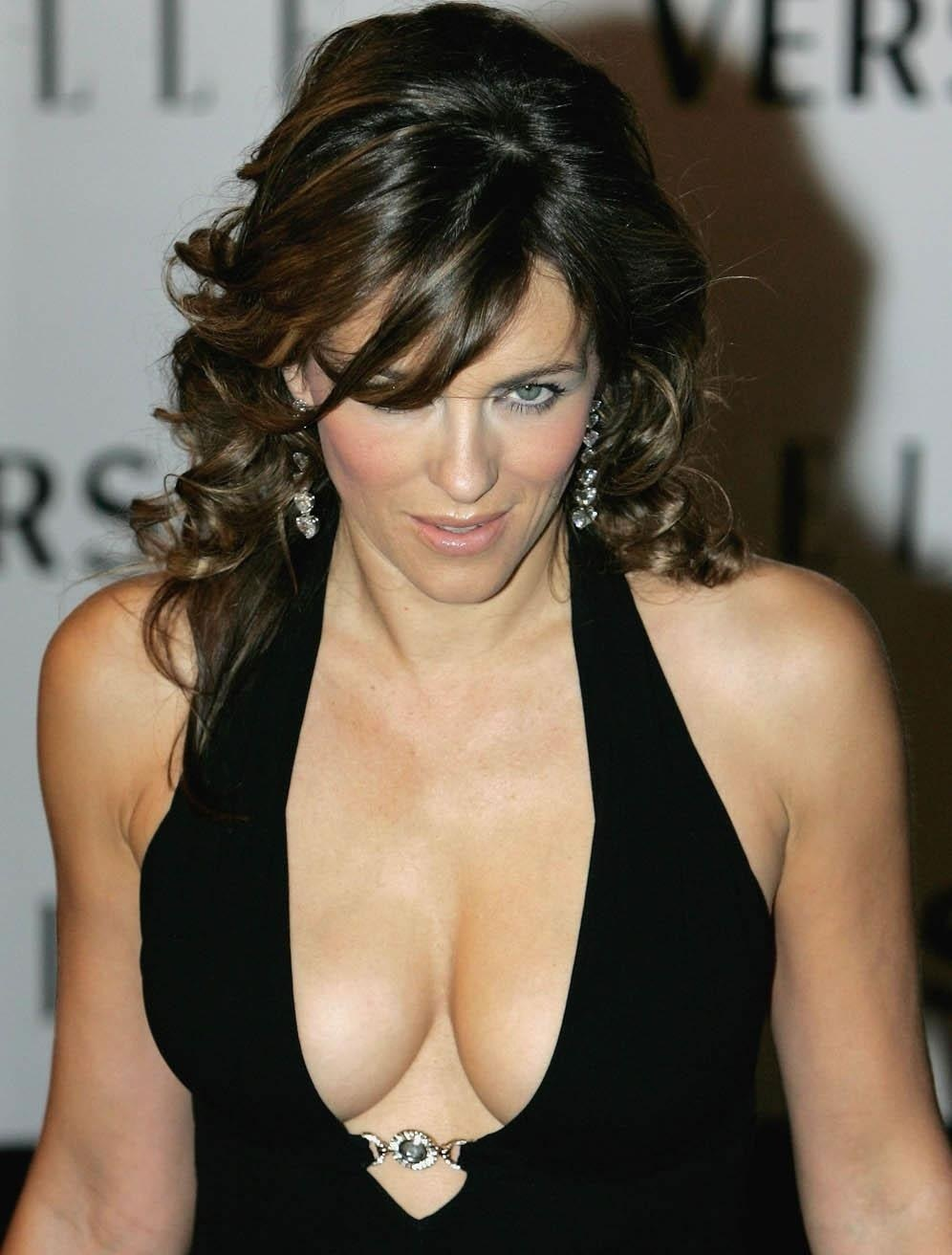 Elizabeth Hurley Hot Body