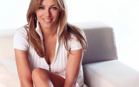 Elizabeth Hurley Wallpaper Young