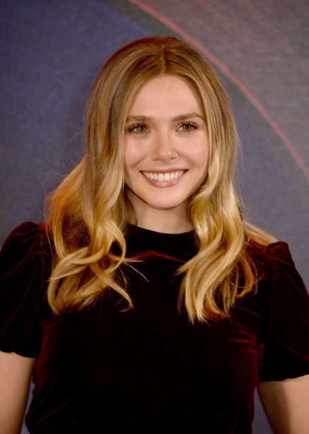 Elizabeth Olsen Captain America Civil War Photocall In London Elizabeth Olsen