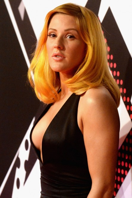 Gallery Music Mtv Emas Red Carpet Ellie Goulding Ellie Goulding