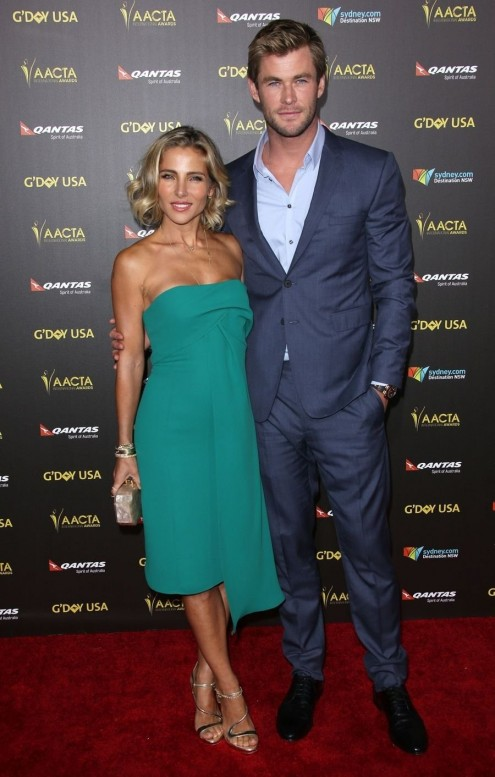 Elsa Pataky And Chris Hemsworth Movies List
