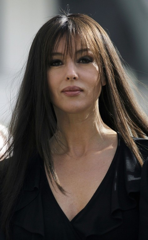Monicabellucci Elsapataky Manualdamore Madridphotocall Vettrinet