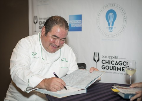 Henson Consulting Public Relations Chicago Charlie Trotters Culinary Education Foundation Toast To Charlie Trotter Emeril Lagasse Emeril Lagasse