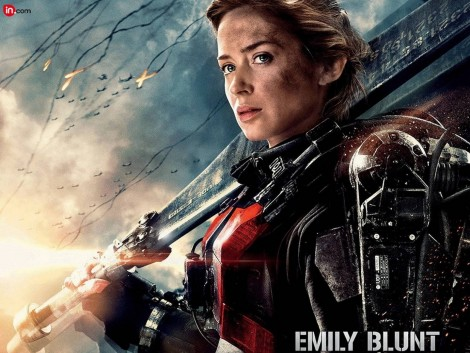 Edge Of Tomorrow Emily Blunt Wallpaper Wallpaper Emily Blunt